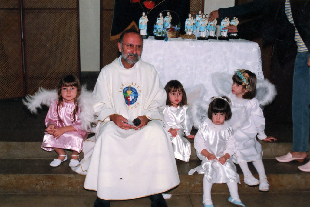 1993 - Paróquia Nossa Senhor da Esperança - Asa Norte, Brasília/DF