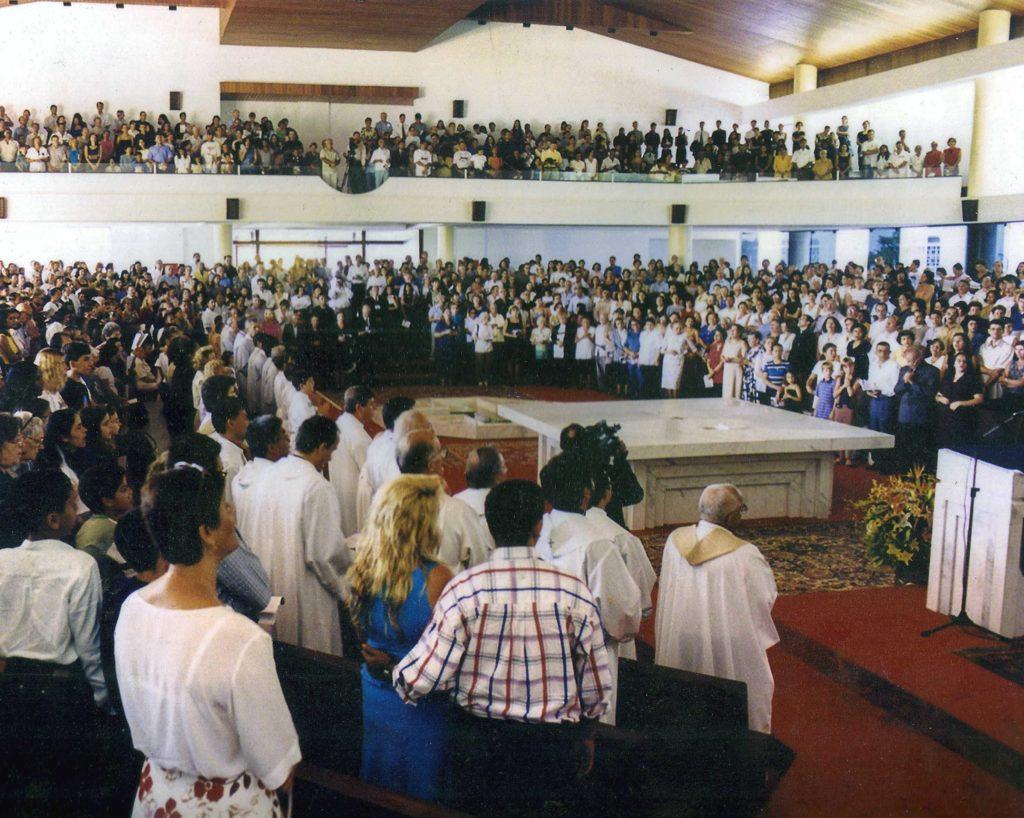 1999 - Paróquia Nossa Senhor da Esperança - Asa Norte, Brasília/DF