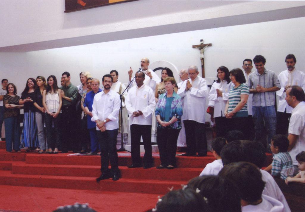 2008 - Paróquia Nossa Senhor da Esperança - Asa Norte, Brasília/DF