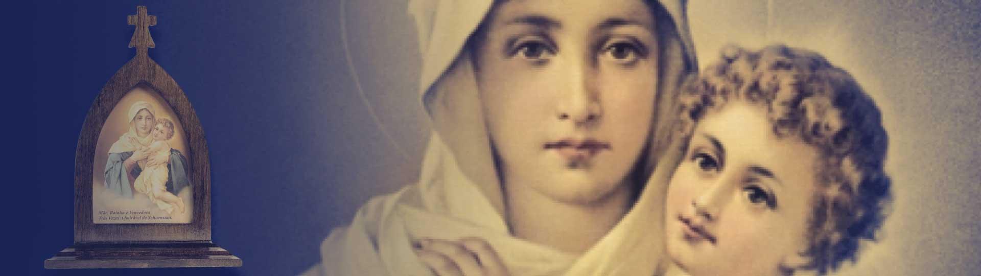 Mãe Peregrina - Paróquia Nossa Senhora da Esperança, Asa Norte, Brasília-DF