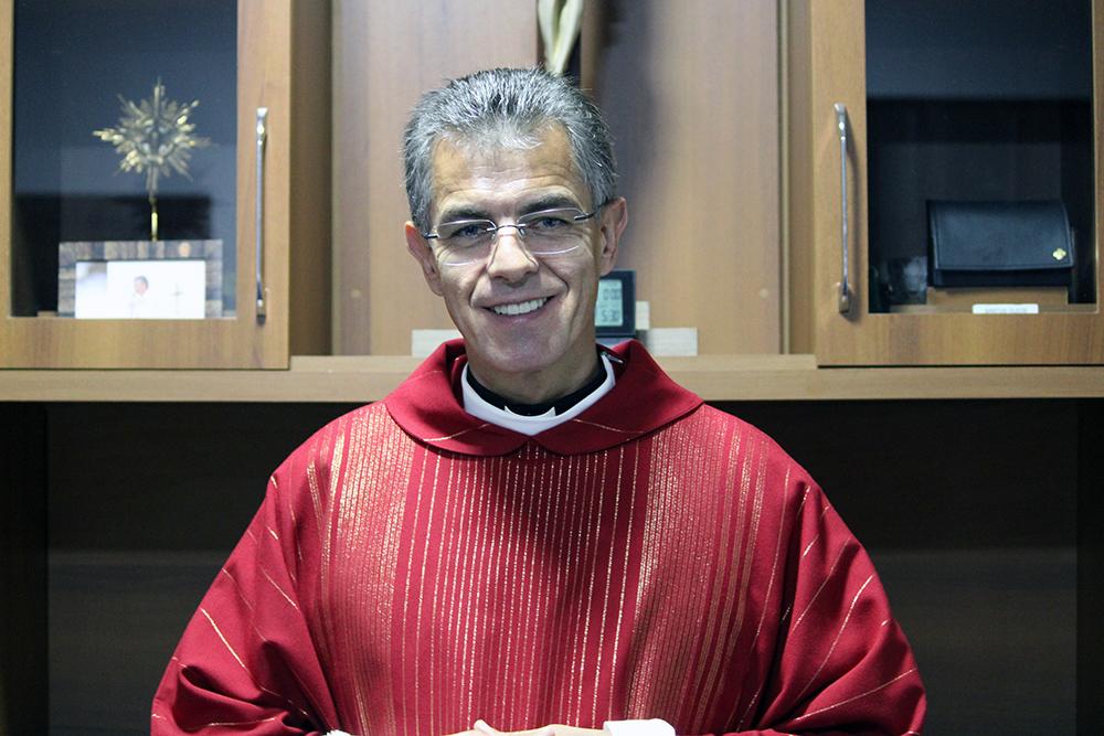 Padre Geraldo Cardoso de Oliveira - Paróquia Nossa Senhor da Esperança - Asa Norte, Brasília/DF