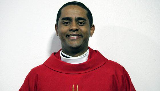 Padre Rafael Gonçalves Cezário - Paróquia Nossa Senhor da Esperança - Asa Norte, Brasília/DF
