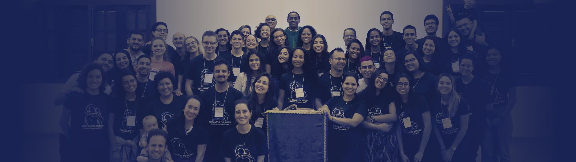 Jovem - Paróquia Nossa Senhora da Esperança, Asa Norte, Brasília-DF