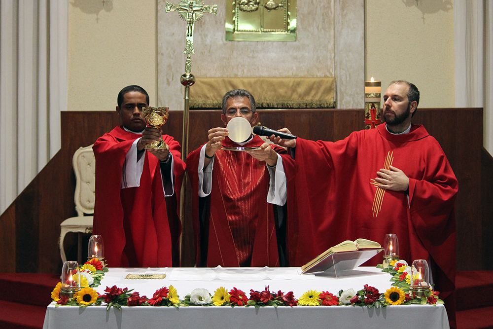 Pentecostes 2020 - Paróquia Nossa Senhor da Esperança - Asa Norte, Brasília/DF
