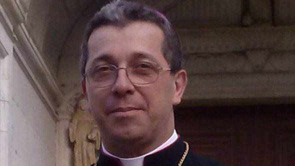 Dom José Aparecido - Administrador da Arquidiocese de Brasília 2020