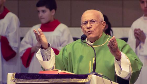 Diácono José Paulo Pati - Paróquia Nossa Senhor da Esperança - Asa Norte, Brasília/DF