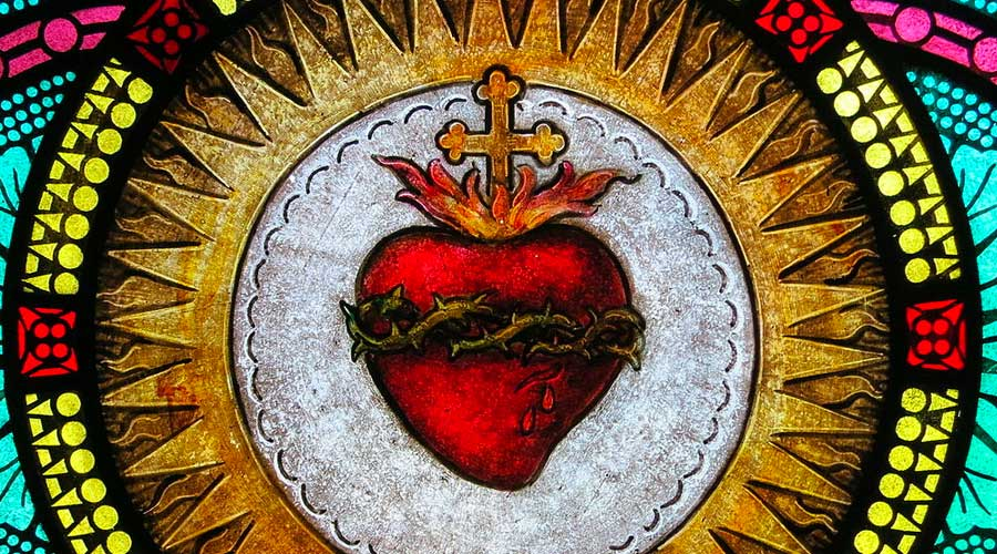 Sagrado Coração de Jesus - Paróquia Nossa Senhora da Esperança - Asa Norte Brasília