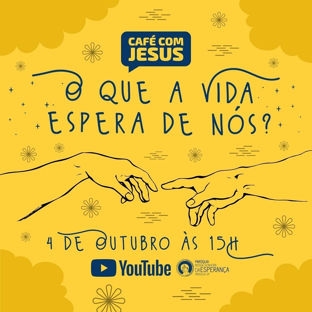 Café com Jesus